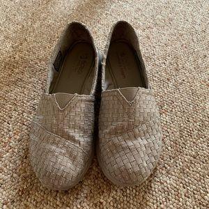 Bob's from Sketchers Memory Foam loafers